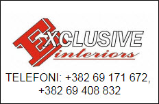 EXCLUSIVE INTERIORS PODGORICA